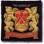 Clay Shooting Institute patch