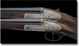 pair of shotguns